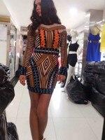 Оптовая продажа, новое платье высокого класса, роскошное модное Сетчатое платье с длинными рукавами, коктейль со знаменитостями вечерние б