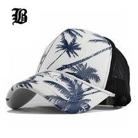 FLB Men And Women Spring Mesh Snapback Quick Dry Summer Sun Hat Bone Breathable Chapeu