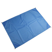 Beach Mattress Outdoor 140x210cm Pocket Picnic Beach Mat Sand Free Blanket Waterproof Camping barbecuing lawn party mat