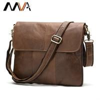 Men's Bags Genuine leather crossbody bags male Zipper Shoulder messenger bag men leather men Clutch bag Flap big capacity