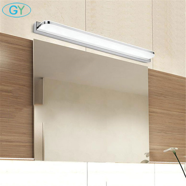 vanity lighting l25 42 52 62 92 112cm modern acrylic led mirror