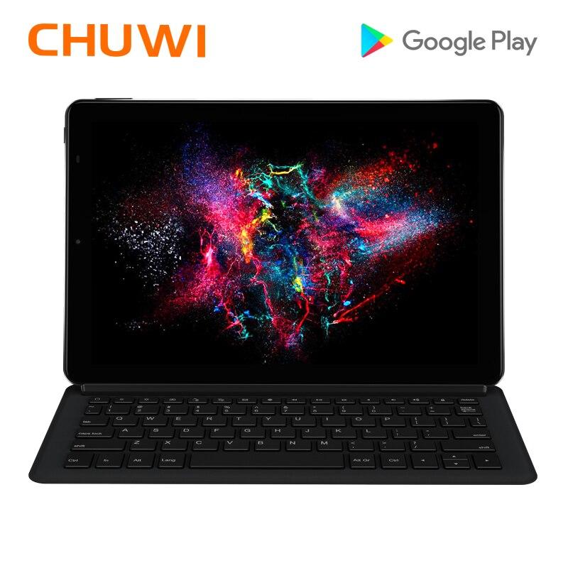 D'origine CHUWI Hi9 Plus Tablet PC MediaTek Helio X27 Deca Core 2 K Écran Double 4G 10.8 Pouces 4 GO de RAM 64 GB ROM Android 8.0 Tablet
