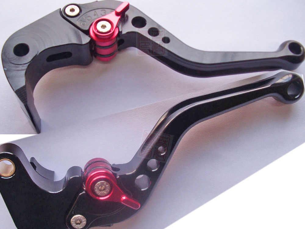 Moto rcycle moto ЧПУ тормоз и рычаг сцепления для Suzuki Maruti GSX-R600 GSXR600 GSXR 600 2006 2007 2008 2009 2010 06 07 08 09 10