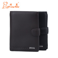Multifunction Soft PU Leather Men Travel Clutch Travel Wallet Document Men Covers On The Russian Driver