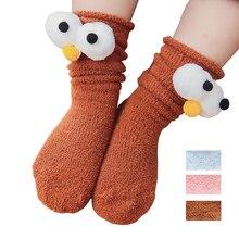 ФОТО cartoon socks children's baby socks candy colors kids socks ninja creative design boy&girls autumn&winter keep warm