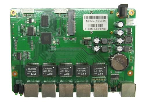 MT7621A Main Board Gigabit Router Enterprise Router Openwrt Drive SDK Data Development Board Module