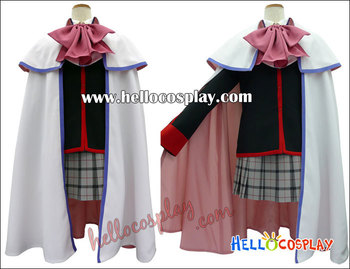 Little Busters Cosplay Kudryavka Noumi Costume H008 image