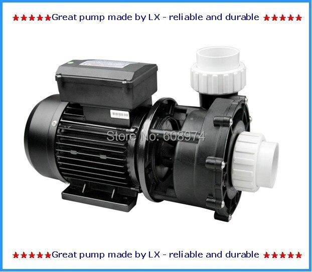 LP300 LP 300 LX pump 3 HP 2.2 KW spa hot tub single speed 2 with fittings lx h30 rs1 3kw hot tub spa bathtub heater