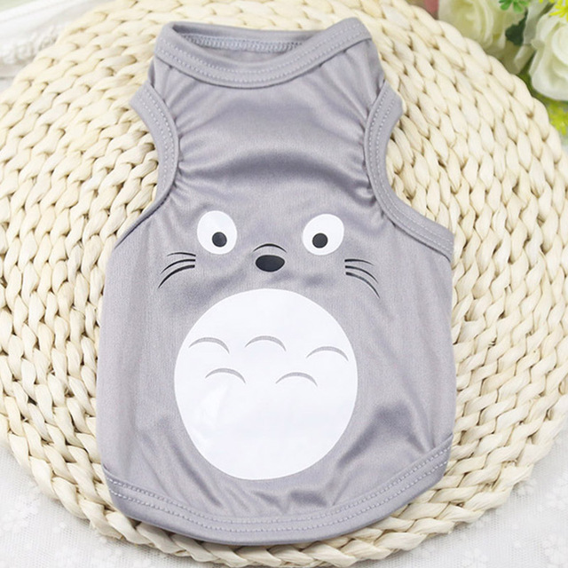 Cartoon Puppy Dog Cat Hoodie Sweatshirt Winter Pet Clothes for Small Dogs French Bulldog Pug Coat Jacket Dogs Pets Clothing Suit 6