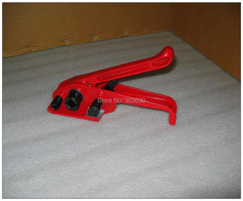 Manual Plastic PP PET belt strapping tool, Strapping tensioner equipment,package carton packing machinery for 13-19mm цена 2017