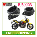 600cc pocket bike QJIANG motorcycle intake pipe manifolds accessories free shipping