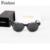 FEISHINI Tienda Contadores de Alta Calidad Escudo Marco de ANTEOJOS + Combinación clip de gafas de Sol Mujeres Steampunk gafas de sol feminino