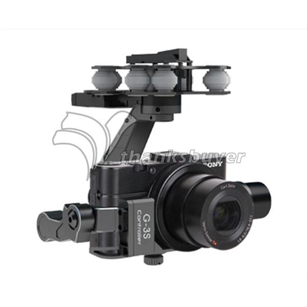 WALKERA G-3S 3 Axis Brushless Camera 3D Gimbal for SONY RX100 II FPV Aerial Drone Multicopter