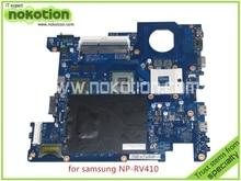 laptop motherboard for samsung np-RV410 BA41-01334A BA92-05466B GL40 ATI HD4500 DDR3