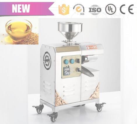 Livraison gratuite petit extracteur d'huile presse à olive machine presse à froid presse à huile colophane machine