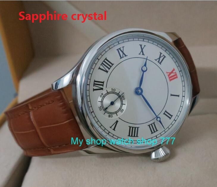 Sapphire crystal 44 mm PARNIS White dial Asian 6498/3621 Mechanical Hand Wind men watches Mechanical watches wholesale 390 limited edition watch 50mm big dial parnis men s watch asian 6498 mechanical hand wind pvd black watchcase 84aa