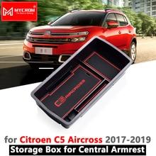 Полка для мелочей для Citroen C5 Aircross 2017 2018 2019 2020 Укладка Уборка автомобилей Организатор внутренние аксессуары C5-Aircross