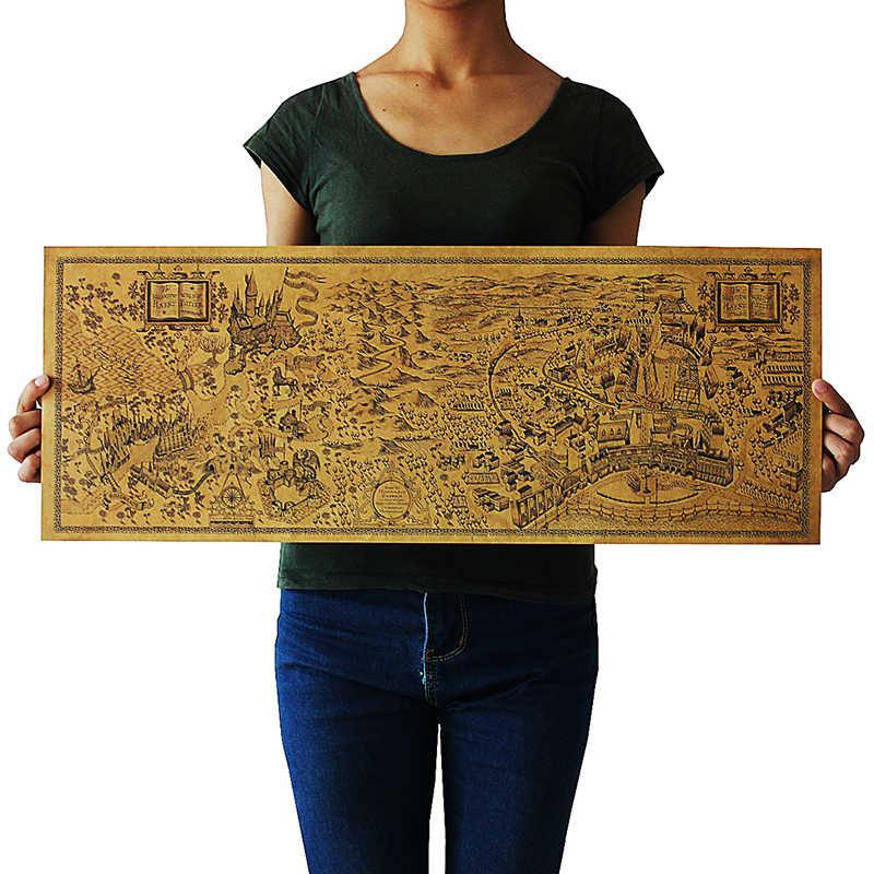 DLKKLB الفيلم الكلاسيكي الشهيرة رواية المشارك جمع خمر كرافت المشارك ملصقات جدار المنزل الديكور لوحات 51.5x36 سنتيمتر
