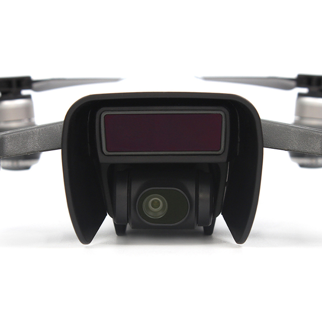 Camera Lens Sunshade Caps for DJI Spark