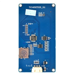 Image 3 - Pantalla LCD táctil en serie de 3,5 pulgadas, control de Imagen con fuente USART HMI, pantalla TFT TJC4832T035_011RN