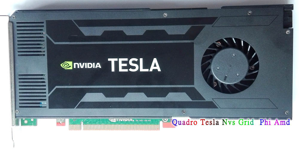 Original  Tesla K8 Calculation Accelerator Card Graphics Card