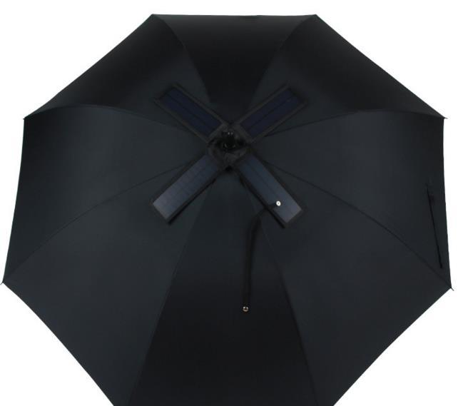 XXXG/Solaire Rechargeable Parapluie pour Hommes Pluie Coupe-Vent Femmes Pare-Soleil Pliant Grand Extérieure Société Non Automatique Parasol
