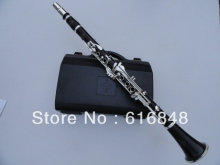 Bb Wholesale the –Copy Buffet Crampon & cie A PARIS Clarinet with Case / 1986 E13 the sandalwood ebony tube