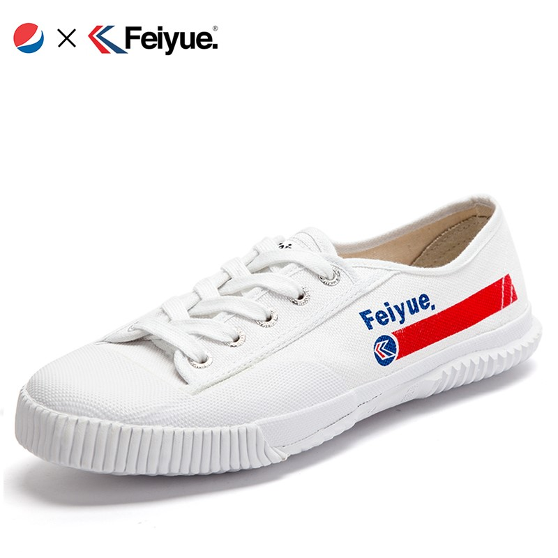 Feiyue shoes Original Cooperation new Classic Martial Arts Shoes Chinese KungFu men women shoes Sneakers