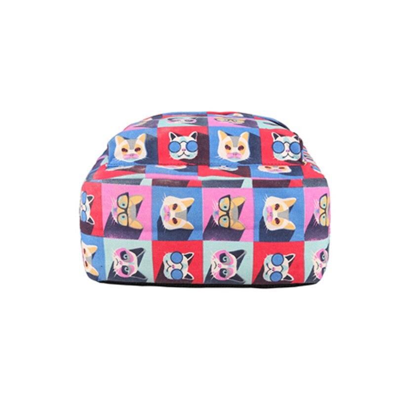 colorido da lona sacolas de Modelo Número : Bp00010