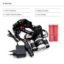 Ес/сша/au/великобритания рыбалка, xml лампы, свет, батарея plug охота зарядное устройство автомобиль