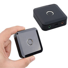 2017 Wireless Bluetooth 4.0 Receiver transmitter 4 in 1 Stereo Audio Receiver Music Box Adapter For Speaker/Headphone