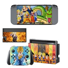Dragon Ball Cover Skin Sticker For Nintendo Switch NS Console&Controller Game Sticker Vinyl Decal Protector Nintendoswitch