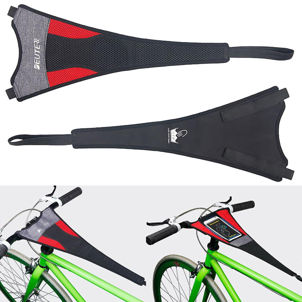 Riding Cycling  Bike Sweatbands Strong Durable Bicycle Trainer Sweat Tape Net