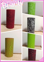 Multifunktionale kunststoff werkzeughalter messerblock sooktops rohr regal chromophous stehen für messer küche utensilien rolltasche freies