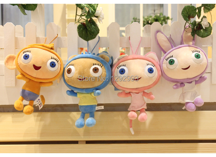 Free Shipping Plush Toy Waybuloo Hot Enlightenment Animated Cartoon Di Li Yojojo Lau Lau Nok Tok Soft Plush Toy For Baby Kid Baby Crib Toy Baby Toy Helicopterbaby Girl Hair Flowers Aliexpress