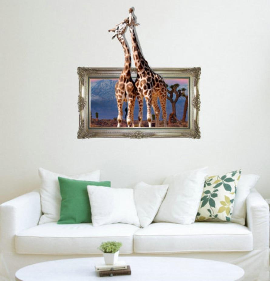 Giraffe Bathroom Decor Compare Prices On Giraffe Wall Decor Online Shopping Buy Low