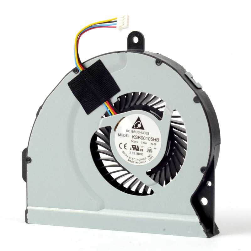 Laptops Replacement Accessories CPU Cooling Fans 5V 0.4A Fit For Asus K53S/A43 Notebook Computers Processor Cooler Fan P20 for asus u46e heatsink cooling fan cooler