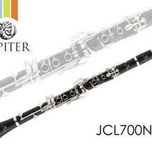 Новинка JUPITER JCL-700NQ b-плоская Мелодия профессиональные высококачественные деревянные духовые инструменты кларнет черная трубка с Чехол аксессуары