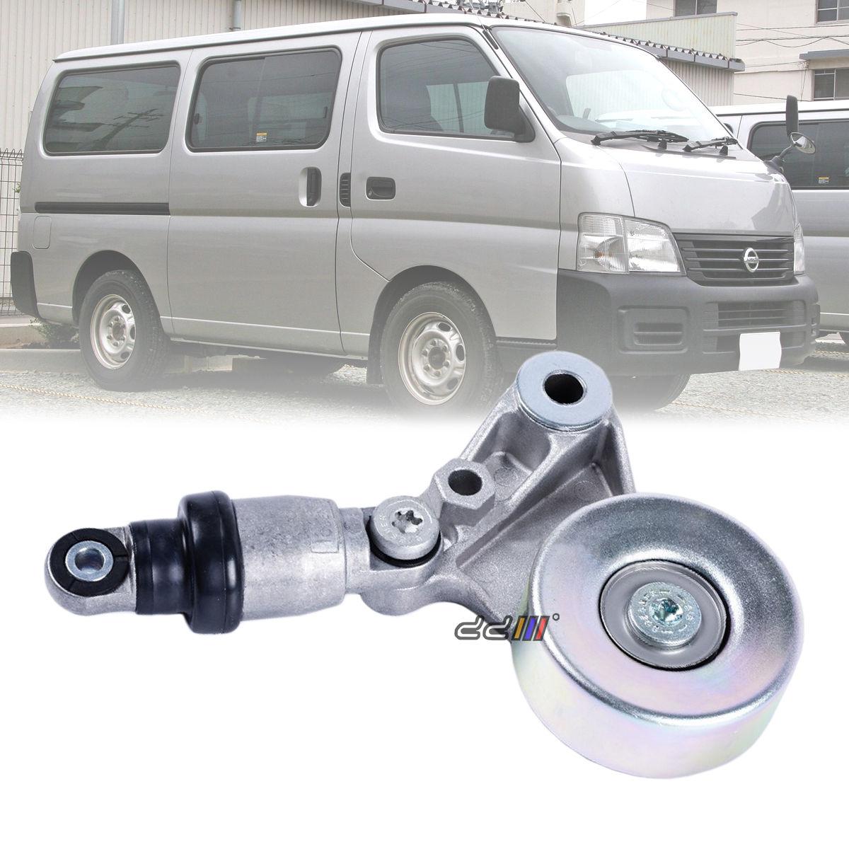 Timing belt tensioner pulley for nissan caravan urvan e25 3 0l zd30 zd30dd 2002 2012