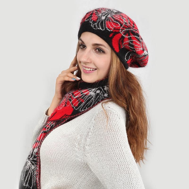 15.40-35.0025.9015.40-35.0025.00-59.9029.909.60-26.4012.60-32.9059.00.  SUPANDAN princesa flores sombrero bufanda conjunto novedad boinas sombrero  para ... 4d48df8cd4f