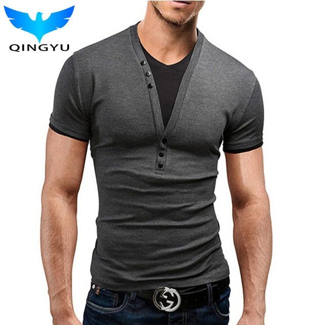 Plus Size Camisa Pólo dos homens Novos da Marca Dos Homens camisa de Manga  Curta Marcas 4477644ac64e3