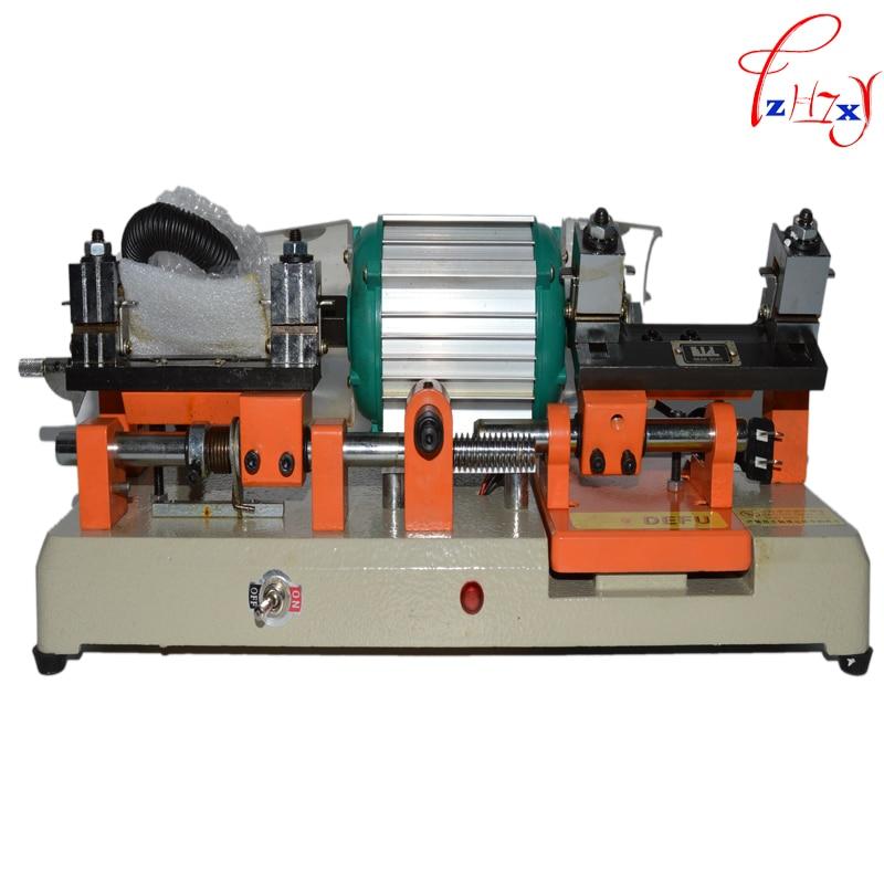 238BS Horizontal clé Machine de découpe clé Abloy copie Machine Double tête clé Machine vente serrurier outils 220v/110v