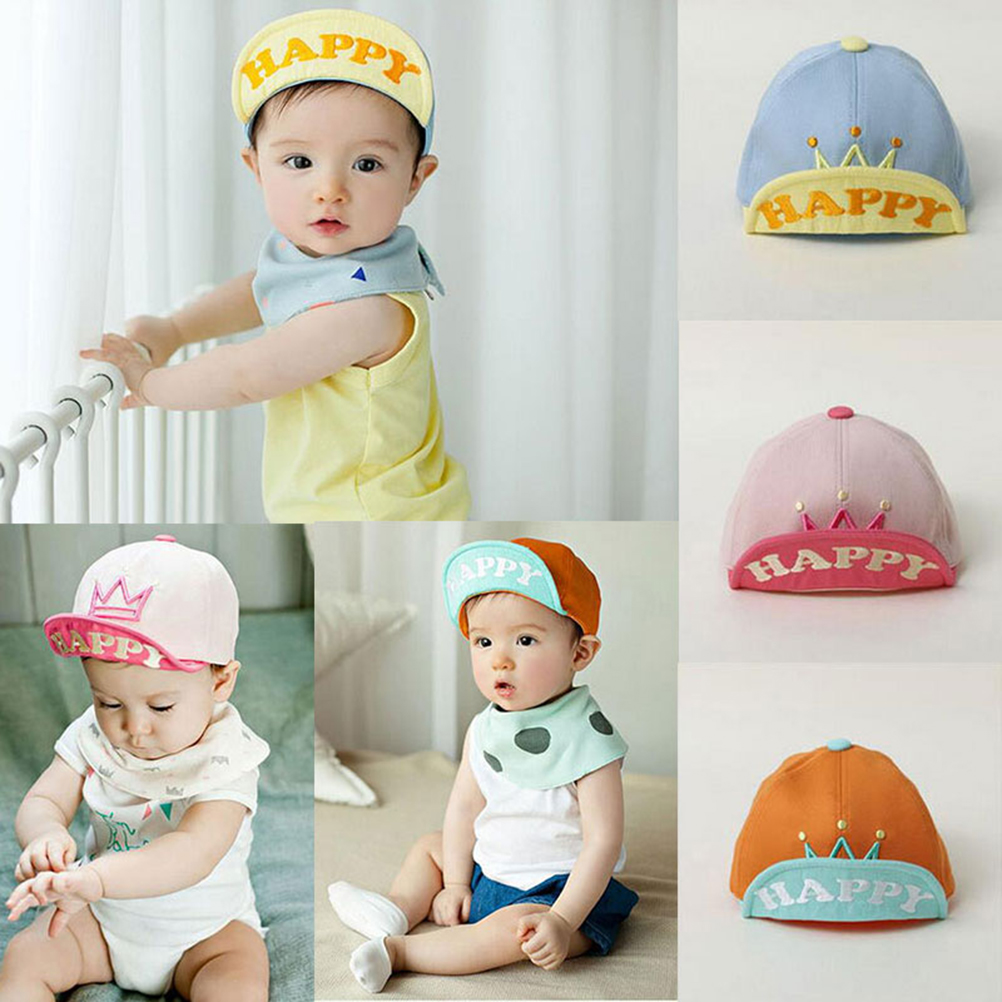 Baby Cute Sun Hat Girls Hats Cap Newborn Photography Props Boys Hats  Children Cap Kids Beach Caps for Summer Autumn-in Hats   Caps from Mother    Kids on . 8637e087f15a