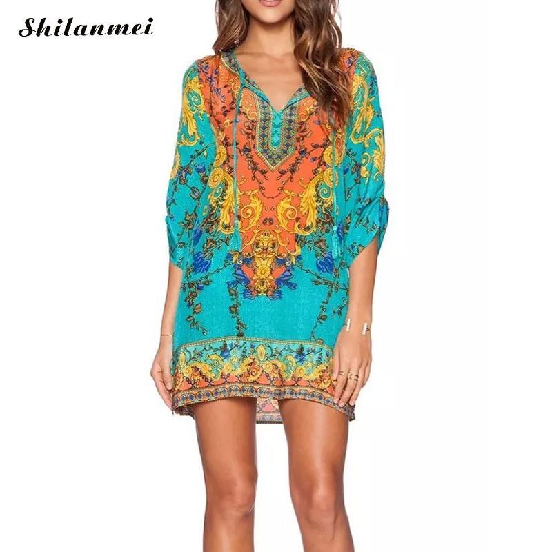 Spanish Summer Dresses