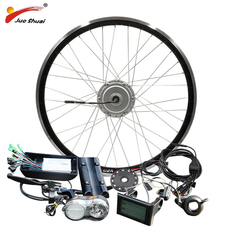 BAFANG Moteur e-bike Kit 36 v 48 v 250 w 350 w 500 w BPM Hub Moteur Avant 8FUN BAFANG Moteur Vélo Électrique Vélo Kit de Conversion