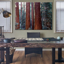 landscape canvas painting wall art poster prints trees abstract paintings Decorative pictures for bedroom wall art canvas paintings good morning good night bedroom prints black white pictures poster gift kids room decorative
