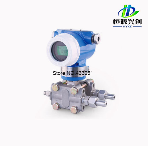 3051 intelligent micro differential pressure sensor 4-20mA+hart imported capacitance explosion-proof pressure transmitter original imported pressure sensor fsr400 force sensitive resistor