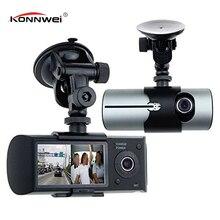 Promo offer 2017 New Dash Camera 2.7″ Vehicle Car DVR Camera Video Recorder Dash Cam G-Sensor GPS Dual Len Camera Car Detector Gps