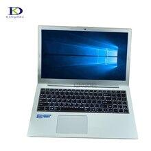 15.6 дюймов Intel i5 6200u Ultrabook ноутбук с клавиатура с подсветкой Двойная видеокарта веб-камера Wi-Fi Bluetooth HDMI 8 г 256 г
