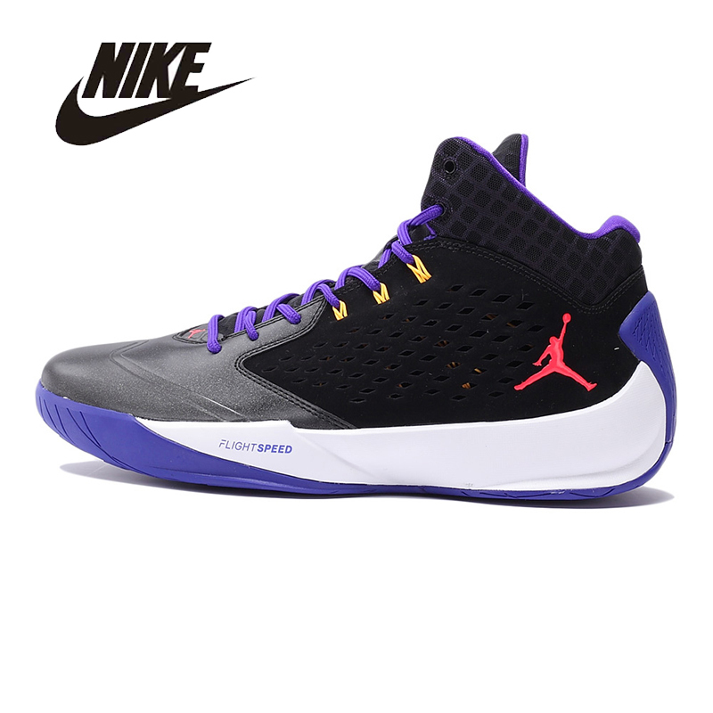 NIKE Original Mens Sneakers Basketball Shoes High Quality Outdoor #768931 original li ning men professional basketball shoes